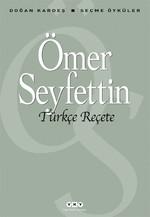 Türkçe Reçete - Seçme Öyküler