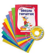 Öykülerle Davranış Eğitimi Seti (10 Kitap) + CD