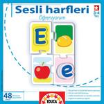 Educa Puzzle Çocuk Sesli Harfleri Ögreniyorum 14747