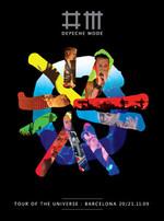 Tour Of The Unıverse: Barcelona 20/21:11:09 (2Xblu-Ray Dvd)