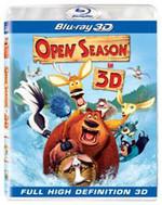 Open Season (3D) - Çılgın Dostlar (3 Boyutlu)