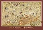 Art Puzzle Pir-i Reis Haritasi 4308 1000' lik