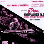 Brahms: Concerto No.2/Beethoven: Sonata No.23