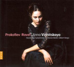 Prokofiev, Ravel: Piano Con. No.2, Piano Con. in G