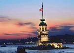 Anatolian Puzzle Kız Kulesi 1000 Parça 3125