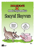 Komikaze 15 - Sosyal Hayvan