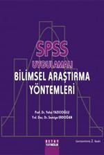 SPSS Uygulamalı Bilimsel Araştırma Yöntemleri