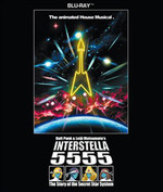Interstella 5555 (Blu-Ray Dvd)