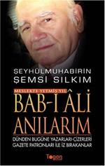 Bab-ı Ali Anılarım
