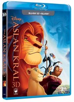 Lion King Diamond Editon (3D) - Aslan Kral Pirlanta Versiyonu (3 Boyutlu)