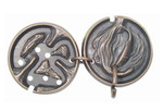 "Eureka Puzzle Cast Medal **                 "" Madalyon ""   473760"