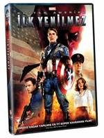 Captain America The First Avenger - Kaptan Amerika Ilk Yenilmez