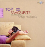 Top 100 Favourite Classical Piano Melodies