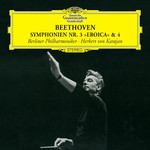 Beethoven: Symphonies Nos: 3-4