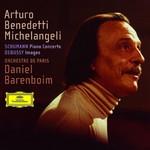 Schumann: Piano Concerto Debussy: Images [Orc. De Paris Daniel Barenboim]