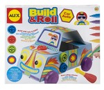 Alex Oyuncak Tasarlanabilir Dev Araba - 193C