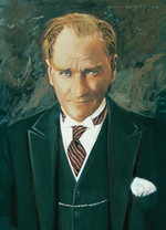 Art Puzzle Atatürk Portresi 500 Parça 4157