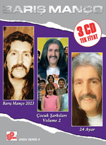 Baris Manço Arsiv 4 3 CD BOX SET