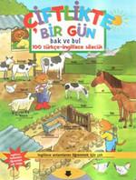 Çiftlikte Bir gün Bak ve Bul