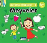 Meyveler Boyama Kitaplarım- 2