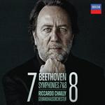 Beethoven: Symphonies Nos:7&8