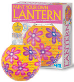 4M Paint Your Own Lantern/ Kendi Fenerinizi Boyayin - 4550