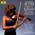 Great Violin Concertos [Berliner Philharmoniker,Karajan]