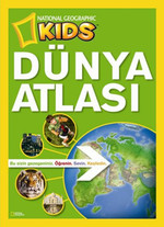National Geographic Kids - Dünya Atlası