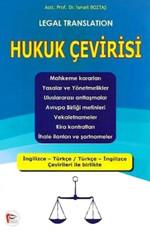 Hukuk Çevirisi İngilizce-Türkçe Türkçe-İngilizce