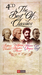 The Best Of Classics (4Cd - Ajs Classics)