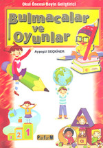 Okul Öncesi Beyin Geliştirci Bulmacalar ve Oyunlar