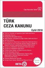Türk Ceza Kanunu 2018 Eylül