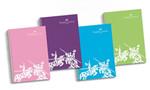 Faber-Castell Pp Kapak 5 Bölmeli Renkli Kenar Kare Defter, 200 Yaprak - 5075400180