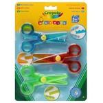 Crayola 3 Mini Makas Crl 3014