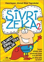 Sivri Zeka 2-Eğlenceli Görsel Zeka