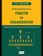 M.Y.O.İçin Yönetim Ve Organizasyon