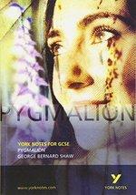 Nll:Pygmalion York Notes...