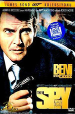 007 James Bond - The Spy Who Loved Me - Beni Seven Casus (SERI 11)