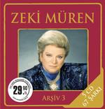 Zeki Müren Arsiv 3 5 CD BOX SSET