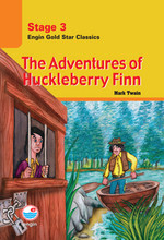 The Adventures Of Huckleberry Finn  (stage 3 ) Cd'siz