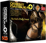 Orient Darbuka / The Best Of Belly Dance 5 CD BOX SET
