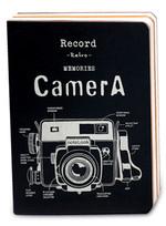 Notelook Kamera B5 Çizgili Beyaz 100 Yaprak 70 Gr T000Dftcamwb5A