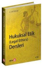 Hukuksal Etik Dersleri-Legal Ethics
