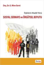 Sosyal Sermaye ve Örgütsel Boyutu