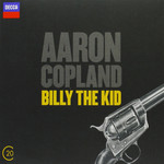 Billy The Kid [Baltimore Symphony Orch., David Zinman, London Sinfonietta, Oliver Knussen][Digipack]