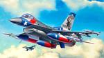 Revell M.Set F-16C USAF 63992