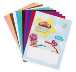 Play-Doh Elişi Kağıdı Zarflı 10 Renk (PLAY-EK001)
