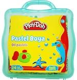 Play-Doh 24 Renk Pastel Boya Plastik Çantalı PLAY-PA011