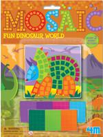 4M Mosaic Fun Dinosaur World 3639