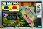 4M 3D Art Pad Dinosaur 3700